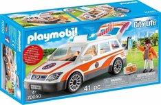 Playmobil City Life - Mobiel medisch team - 70050