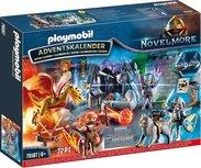 Playmobil Novelmore - Adventskalender Ridderduel - 70187