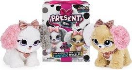 Present Pets Fancy Puppy - Interactief speelgoeddier