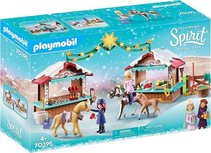 Spirit - Playmobil - Kerstmis in Miradero - 70395