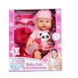 Mother Love -  Drink/plas Babypop - Roze