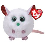 Ty Teeny Puffies - Christmas Mouse - 10 cm