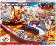 Hot Wheels Mario Kart Chaos in het Kasteel van Bowser - Speelset