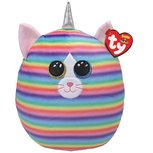 Ty Squish a Boo -  Heather Cat - 31 cm