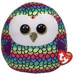 Ty Squish a Boo -  Owen Owl - 31 cm