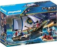 Playmobil Piraten - Zeilschip van de soldaten - 70412