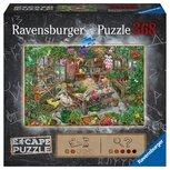 Ravensburger puzzel escape The Green House - 368 stukjes