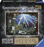 Ravensburger puzzel - Escape - Submarine - 759 stukjes