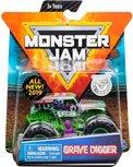 Monster Jam 1:64 Die Cast - Grave Digger