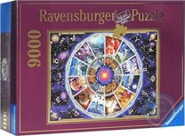 Ravensburger puzzel - Astrologie - 9000 stukjes