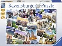 Ravensburger puzzel -  New York The city that never sleeps - 5000 stukjes