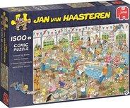Jan van Haasteren - Taarten Toernooi - 1500 stukjes