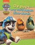 Paw Patrol - De pups en de verdwenen dino-eieren