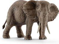 Schleich  Wild Life -  Afrikaanse olifant vrouwtje - 14761