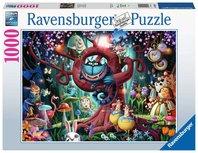 Ravensburger puzzel - Iedereen is gek - 1000 stukjes