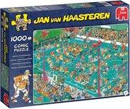 Jan van Haasteren - Hockey Kampioenschappen - 1000 stukjes