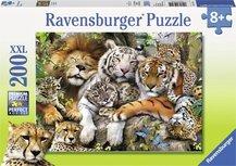 Ravensburger puzzel - Een tukje doen - 200 stukjes XXL