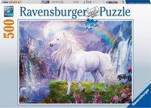 Ravensburger puzzel - De vallei van de regenboog - 500 stukjes