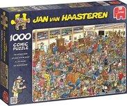 Jan van Haasteren - Op Zoek Naar De Schat - 1000 stukjes