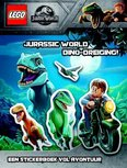 Boek - Jurassic World - de dino-dreiging