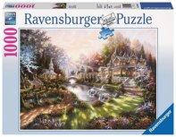 Ravensburger puzzel - Morning Glory - 1000 stukjes