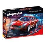 Playmobil - Porsche Macan S Brandweer - 70277