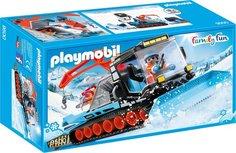 Playmobil Family Fun - Snow thrower / snow groomer - 9500