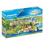 Playmobil Family Fun - Dierenpark - 70341
