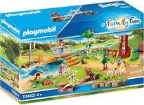 Playmobil Family Fun - Large petting zoo - 70342