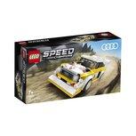 LEGO Speed Champions -1985 Audi Sport Quattro S1 - 76897