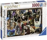 Ravensburger puzzel -  Harry tegen Voldemort - 1000 stukjes
