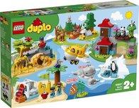 Lego Duplo - Dieren van de Wereld - 10907