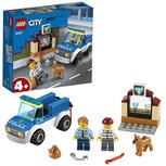 Lego City - Politie Hondenpatrouille - 60241