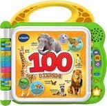 Vtech - Baby Mijn Eerste 100 Woordjes Dieren - Interactief Boek