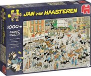 Jan van Haasteren - De Veemarkt- 2000 stukjes