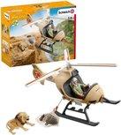 Schleich  Wild Life - Animal rescue helicopter - 42476