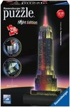 Ravensburger Empire State Building - night edition - 3D puzzel - 216 stukjes