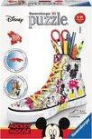 Ravensburger - Sneaker Disney's Mickey Mouse - 3D puzzel - 108 stukjes