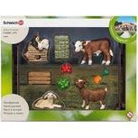 Schleich Farm World - Kinderboerderij Speelfigurenset - 21052