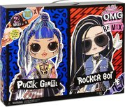 LOL Surprise  Remix Rocker Boi en Punk Grrrl - 2 Pack