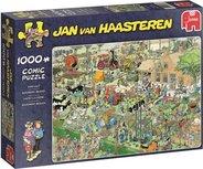 Jan van Haasteren - Boerderij bezoek - 1000 stukjes