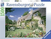 Ravensburger puzzel - Cottage at Brandon Hill- 1500 stukjes