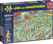 Jan van Haasteren - WK vrouwenvoetbal - 1000 stukjes