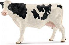 Schleich Farm world - Black pied cow - 13797