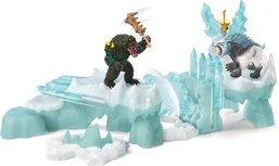 Schleich Eldrador - Aanval op het ijskasteel - 42497