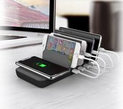 mr Handsfree - Family Charger - 5 devices in een keer laden - FC-10