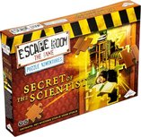 Escape room The Game: Puzzle Adventures - Secret of the Scientist