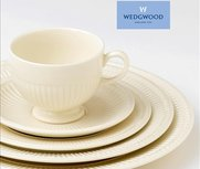 Wedgwood Edme Plain Theekop 0,19L