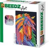 Beedz Art strijkkralen SES: fantasiepaard