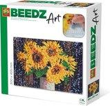 Beedz Art strijkkralen SES: Zonnebloemen